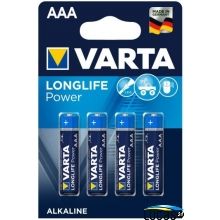 Varta Longlife Power Micro AAA