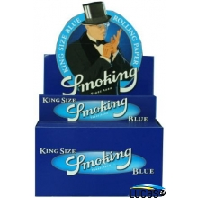 Smoking King Size Blue