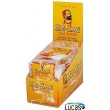Zig-Zag Slim Filters 8mm